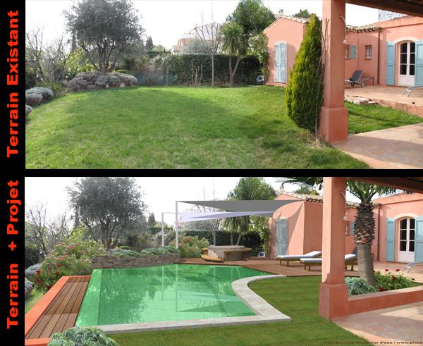 Piscines dessin de piscine forme libre d coration for Piscine yves nayme